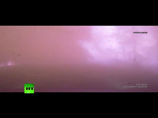 """""""Ahora sé cómo es el infierno"""": masivo incendio en Siberia rusa"""