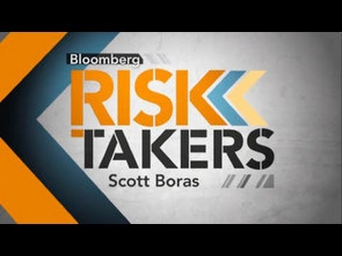 Scott Boras Profiled: Bloomberg Risk Takers