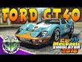 Car Mechanic Simulator 2018 : 1966 Ford GT40 Restoration! (PC