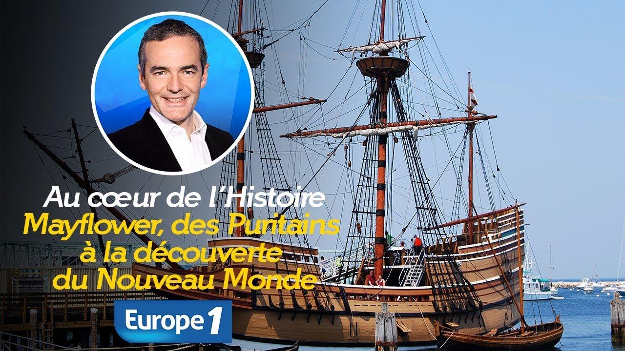 Download Au cœur de l'histoire: Mayflower, des Puritains à la découverte du Nouveau Monde (Franck Ferrand)