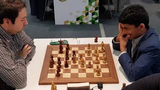 GM Nihal Sarin - GM Zubov World Chess Blitz Champioship