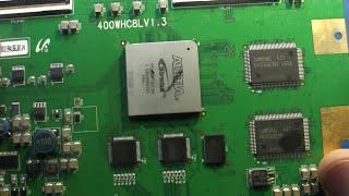 Ремонт ЖК телевизора Samsung LE40N71B. Реболл процессора Altera stratix на плате T-con.(, 2017-01-15T21:49:53.000Z)