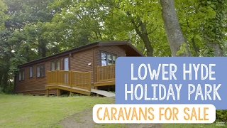 Caravans For Sale at Lower Hyde Holiday Park, Isle of Wight