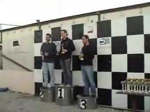 GTCC 4th Race prize award H class
