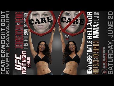 Bellator Ken Shamrock vs Kimbo Slice + UFC Berlin Care/Don't Care Preview