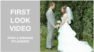 GETTING READY & FIRST LOOK - OUR WEDDING DAY