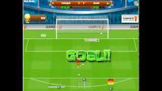 WORLD CUP PENALTY 2010 GAMES - KIZI GAMES