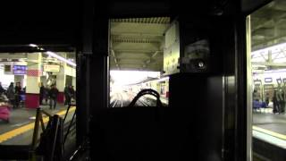 撮影日: 2015/12/06 車両: 東急5109F 遮光幕: 久喜→曳舟: □□無 曳舟→中...