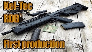 Kel Tec RDB First Production Gun Review