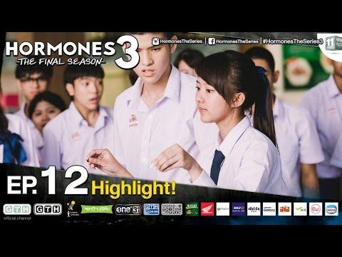 เรารู้แล้วนะว่าใครทำ Hormones 3 EP.12 Highlight