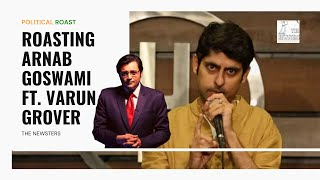 Arnab Goswami Again Roasted By Varun Grover | Kunal Kamra | Godi Media