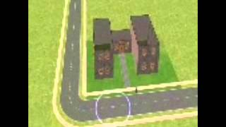 The Sims 2- How to Build: Gothic Style Home Thumbnail