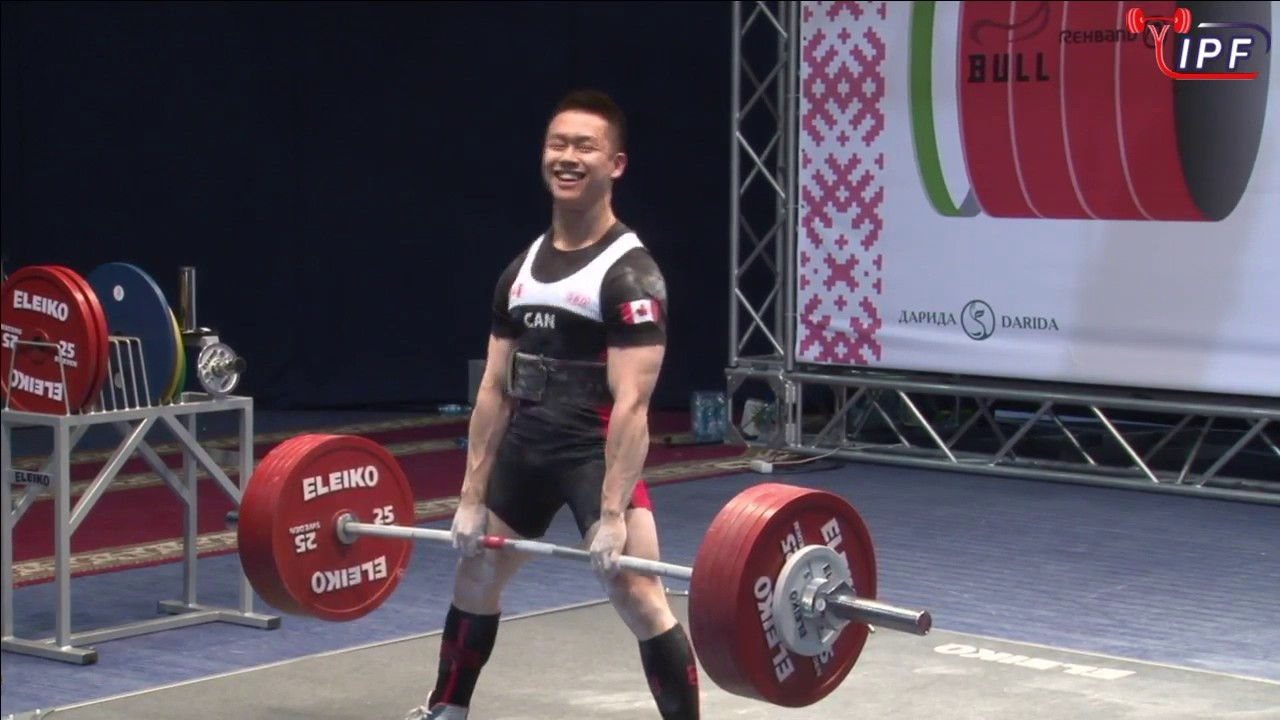 Image result for clifton pho powerlifting