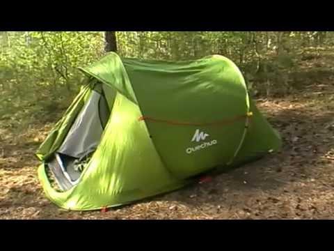 """Палатка """"Quechua 2 seconds II"""", впечатления"""