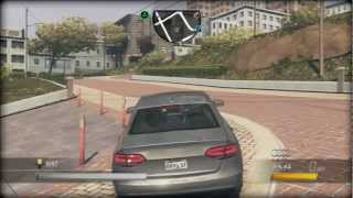 Driver San Francisco - PS3 - Dare - Smash 60 objects in offroad+alleyways in 60s EASY !!!