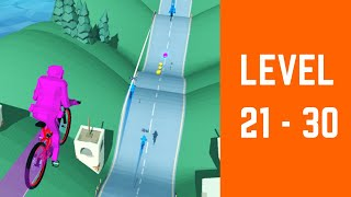 Bikes Hill Game Walkthrough Level 21-30
