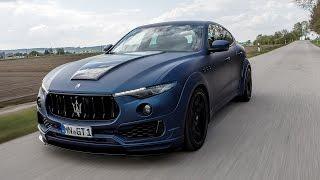 Novitec Maserati Levante Esteso