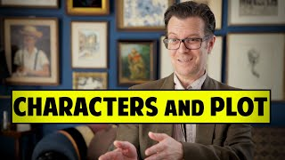 Characters That Serve The Plot Are Less Interesting Than Ones Who Motivate The Plot - Jack Perez