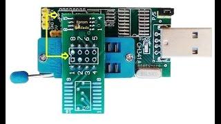 Tutorial da Gravadora USB de Eprom CH341A Série 24XX 25XX thumbnail
