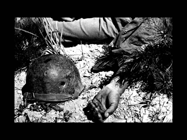 P.Act - The Korean War (With lyrics) (Pictures from the actual war)