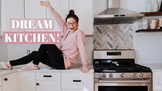 OUR DREAM KITCHEN RENOVATION! | DIY KITCHEN REMODEL ON A BUDGET 2019