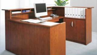 Reception Desks And More At Bina Office Furniture
