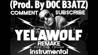 Yelawolf - Pop The Trunk Instrumental REMAKE (Prod. By D0C B3ATZ) Garageband 11