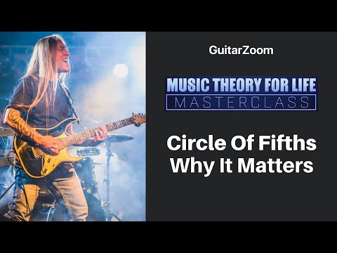 Circle Of Fifths – Why It Matters | Music Theory Workshop – Part 6