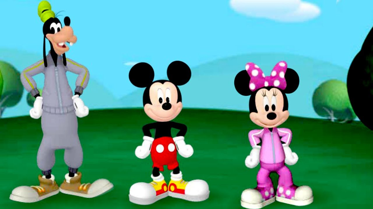 kids for mickey games