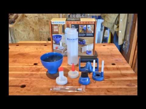 Rockler's Glue Applicator Set