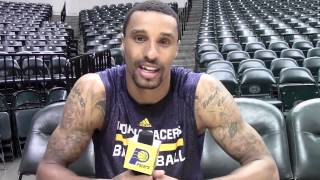 George Hill's #TouchdownPacers - Cathedral Video