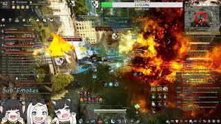 Worlds First Lv62 Shai Node War Toot vs Valhalla / Noddle / PhoDacBiet