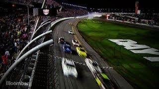 Speeding Around the Daytona Track at a Mere 180 Mph