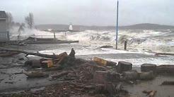 Dalhousie, NB Storm Surge