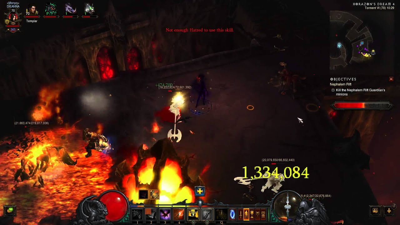 Diablo  Demon Hunter Skill Build