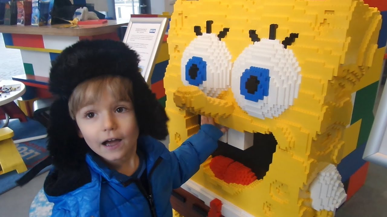 fun with lego in legoland discovery centre berlin youtube. Black Bedroom Furniture Sets. Home Design Ideas
