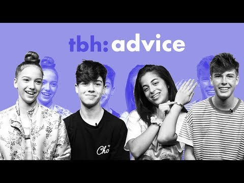 BEST ADVICE from BABY ARIEL, JOJO SIWA, DANI COHN, JAYDEN B, JOEY BIRLEM & MORE | TBH