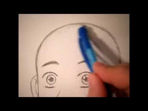 how to draw aang avatar the last airbender step by step