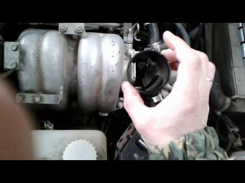 Акустический патрубок ВАЗ 2107 инжектор. Нужен или нет?