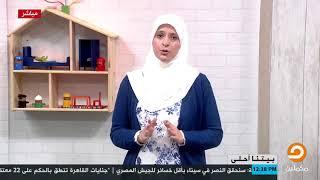 ندى محمود : الحياة كلها تجارب لكن أصعب تجربة فيها هي الطلاق