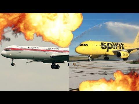 Air Koryo VS Spirit Airlines