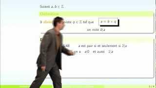 Download Video Arithmétique - partie 1 : division euclidienne et pgcd MP3 3GP MP4
