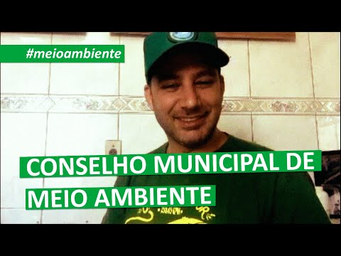 #meioambiente | CONSELHO MUNICIPAL DE MEIO AMBIENTE