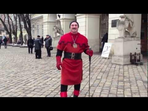 Клип Скрябін - То є Львів