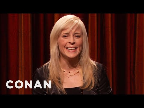 Maria Bamford Stand-Up 11/08/11  - CONAN on TBS