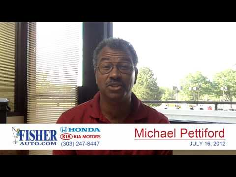 Fisher Auto Body Review - Michael Pettiford - Boulder, CO