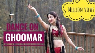 Ghoomar Song | Padmavati : dance performance ghumar video padmavat choreography