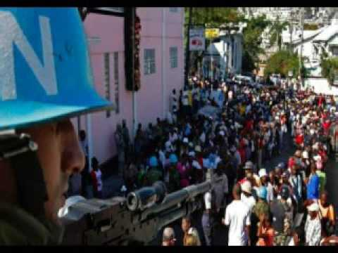UN Killed Thousands of Haitians With Cholera, Claims Immunity