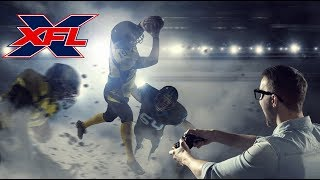 XFL Football Video Game Coming?