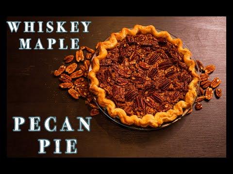 Whiskey Maple Pecan Pie Feat. Anna Radulea (AMAZING!!!)